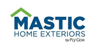 Gutters Ply Gem Corporate - Mastic Home Exterior logo