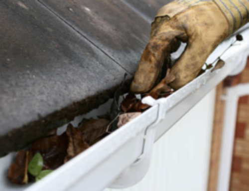 GUTTER CLEANING  FREQUENTLY ASKED QUESTIONS