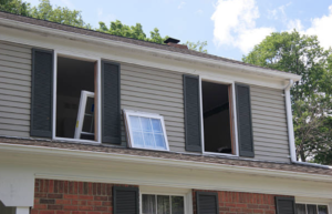 WIndow Installation louisville, Ky go with Gutter Junkies